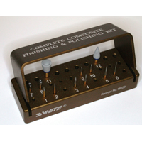 8900496 Complete Composite Finishing & Polishing Kit, 18220