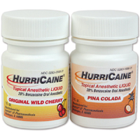 9120955 HurriCaine Liquid Wild Cherry, 1 oz, 0569-31