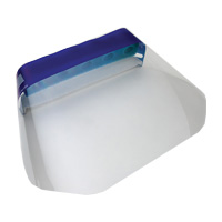 "9200974 Disposable Face Shields 8"", 24/Pkg, 1964"