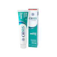 9245020 CloSYS Toothpaste Sensitive w/Fluoride, 7 oz., 24/Box, 1C-7-24F