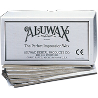 9270120 Aluwax Wax Cloth Forms, 11 oz. Box, FORMS