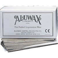 9271000 Aluwax U-Shaped Bite Wafers, 40/Box, 101268