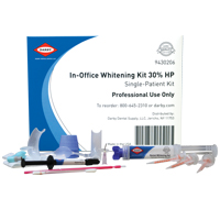 9430206 In-Office Whitening Kit Hydrogen Peroxide Single Patient Kit
