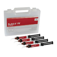 9470342 Build-It FR Fiber Reinforced Core Build-Up Material A2, Mini-Mix Refill, Syringe, 4 ml, 4/Pkg, N32FA