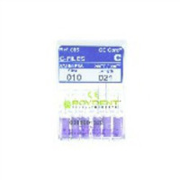9499430 C-Files 25 mm, Assorted, 6/Pkg., 0610652515OR