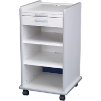 9502417 Mobile Utility Cabinet Cabinet, MC553SP