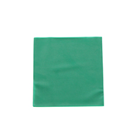 "9508116 Latex Rubber Dam 5"" x 5"", Thin, Green, 52/Box"