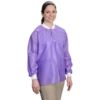 9510621 Extra Safe Jackets Small, Purple, 10/Pkg, 3630PPS