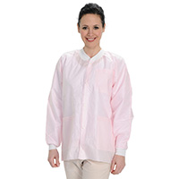9510629 Extra Safe Jackets Small, Lt Pink, 10/Pkg, 3630LPS