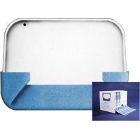 9513890 Edge-Ease X-Ray Cushion Large, Blue, 300/Box, BWEEB