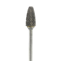 9515240 Carbide Burs, Laboratory 84T, Taper, HP, Each