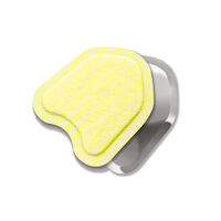9515957 NeoDrys Reflective, Small, Yellow, 50/Box, DYRS