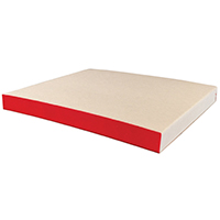 "9517187 Mixing Pads Paper, 5"" x 4"", 40 Sheets"