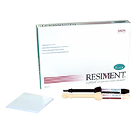 9517923 Resiment Syringe Kit, Fluoride Releasing, RES2-FL