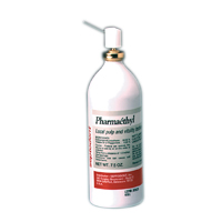 9517924 Pharmaethyl Topical Spray Aerosol Spray Bottle with Applicator Tip, 7.5 oz, 1E0100