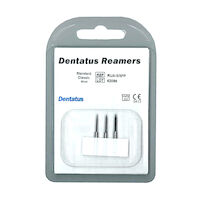 9519708 Dentatus Post Reamers S3, Short, 28 mm, 3/Pkg., RUA-3