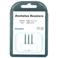 9520159 Dentatus Post Reamers L2, Long, 33 mm, 3/Pkg., RUB-2