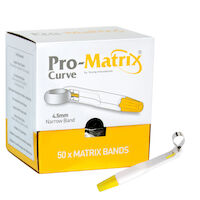 9530639 Pro-Matrix Curve 4.5 mm, 50/Box, 30040