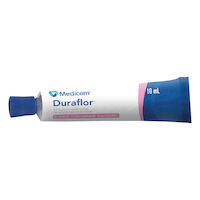 9532000 Duraflor Fluoride Varnish Bubble Gum, Tube, 10 ml, 10011-US