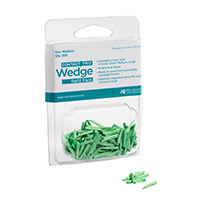 9533417 ContactPro Wood Wedge, Medium, Refill, 300/Pkg., 291748