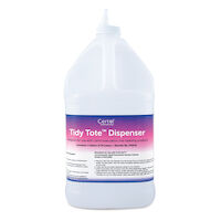 9533826 Tidy Tote Gallon Size Empty Dispenser, PVACB