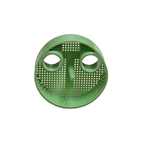 9536808 Dispos-A-Screen Green, 25/Pkg., 51Z123S