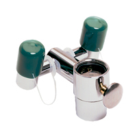 9539708 Faucet-Mounted Eye Wash Eye Wash without Control Valve, EW2-FM