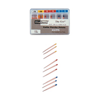9547815 Dia-GTP Gutta Percha Assorted, #20, 60/Pkg., 112-691