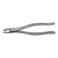 9552310 Stainless Steel Extraction Forceps #1, Straight Handle