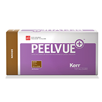 "9558716 Peelvue   Sterilization Pouches 5.25"" x 12"", Brown, 200/Box, 31619"