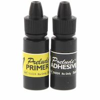 9561240 Prelude Refill, Primer & Adhesive, 5 ml each, 2/Box, 91024