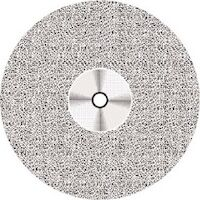 9590296 Flex NTI Diamond Discs D918B-220, Coarse, Double Sided, Safe Side Down