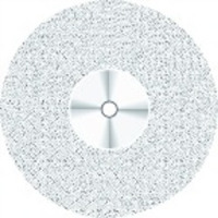 9591389 Superflex NTI Diamond Discs D940-190, Medium, Double Sided, Wide