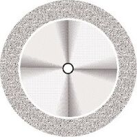 9593700 Superflex NTI Diamond Discs D911HU-220, Medium, Single Sided, Safe Side Up
