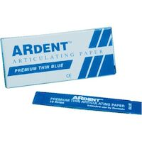 "9900056 Ardent Articulating Paper Premium, Thin, Blue, .0035"", 140/Box, 60000"