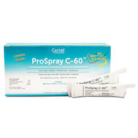 9903492 ProSpray C-60 Operatory Pack, 1/2 oz. Unit Dose, 48/Box, PSC60/48