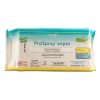 "9903516 ProSpray Wipes Soft Pack, 9"" x 10"", 72/Pkg, PSW"
