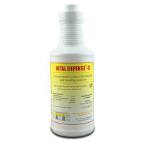 9903810 Vital Defense D Concentrated Solution, 32 oz., VITAP32