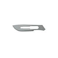 9909141 Carbon Steel, Sterile Surgical Blades #20, 100/Box, 4-120