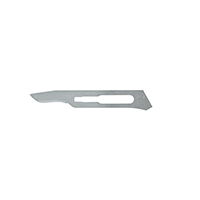 9909148 Silicone Coated, Sterile Surgical Blades #15, 100/Box, 4615